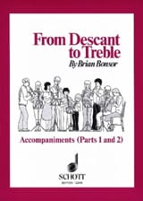 Brian Bonsor - From Descant to Treble - Acc. parts 1-2 - Sheet Music - di-arezzo.com