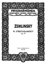 Streichquartett Nr. 3 op. 19 - Partitur laflutedepan.com