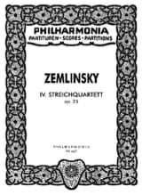 Streichquartett Nr. 4 op. 25 - Partitur laflutedepan.com