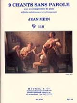 Yves Callier - Je lis la partition - Volume 3 - 7 clés - Partition - di-arezzo.fr