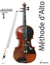 Berta Volmer - Alto Volume 1 Method - Sheet Music - di-arezzo.com