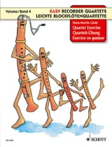 Quartett-Übung - Blockflötenquartett laflutedepan.com