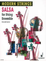 Salsa for String Ensemble Christoph Lüscher Partition laflutedepan.com