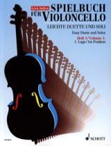 Spielbuch für Violoncello, Bd 1 - Erich Doflein - laflutedepan.com
