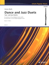 Heinz Both - Tanz- Und Jazz-Duette, Bd. 2 - Klarinetten - Partition - di-arezzo.fr