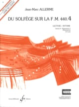 Jean-Marc Allerme - of the Solfeggio on the FM 440.4 - Play Rhythm - Sheet Music - di-arezzo.co.uk
