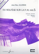 Jean-Marc Allerme - of the Solfeggio on the FM 440.5 - Play Rhythm - Sheet Music - di-arezzo.co.uk