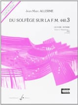 Jean-Marc Allerme - of the Solfeggio on the FM 440.3 - Play Rhythm - Sheet Music - di-arezzo.co.uk