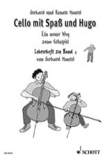 Cello mit Spass und Hugo - Lehrerheft - Bd 1 laflutedepan.com