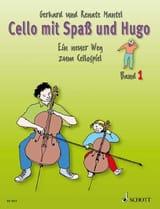 Cello mit Spass und Hugo - Bd 1 laflutedepan.com