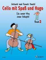 Cello mit Spass und Hugo - Bd 2 laflutedepan.com