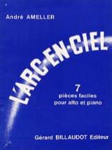 André Ameller - L'arc-en-ciel - Partition - di-arezzo.fr