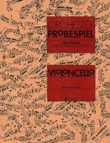 Orchester-Probespiel – Violoncello - laflutedepan.com
