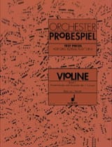 Orchester-Probespiel - Violine Bd. 1 laflutedepan.com