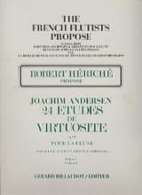 24 Etudes de virtuosité op. 60 - Volume 2 - laflutedepan.com