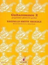 Guitarcosmos - Bd. 2 Brindle Reginald Smith Partition laflutedepan.com