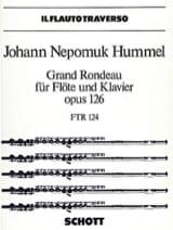 Grand rondeau op. 126 – Flöte Klavier laflutedepan.com