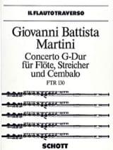 Concerto G-Dur - Flöte Klavier laflutedepan.com