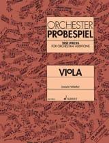 Orchester-Probespiel – Viola - laflutedepan.com