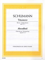 SCHUMANN - Träumerei op. 15 n° 7 / Abendlied op. 85 n° 12 - Partition - di-arezzo.fr