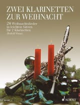 Zwei Klarinetten zur Weihnacht Partition laflutedepan.com