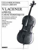 Vinzenz Lachner - 6 Pièces caractéristiques op. 16, Volume 2 - Partition - di-arezzo.fr