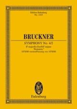 Anton Bruckner - Sinfonie Nr. 4/2 Es-Dur - Partition - di-arezzo.fr
