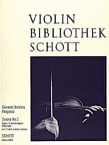 Sonate Nr. 2 B-Dur -2 Violinen u. Bc laflutedepan.com
