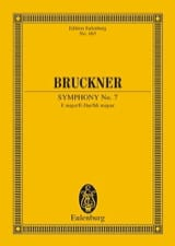 Anton Bruckner - Sinfonie Nr. 7 E-Dur - Sheet Music - di-arezzo.co.uk