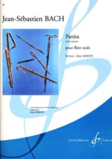 BACH - Partita in la minore - Partitura - di-arezzo.it