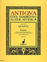 Sonata d-moll -Flöte Violine Oboe u. Bc laflutedepan.com