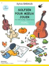 Sylvie Baraud - Solfier for Better Play Volume 1 - Teacher - Sheet Music - di-arezzo.co.uk