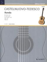Mario Castelnuovo-Tedesco - Rondo E-Moll, Op. 129 - Sheet Music - di-arezzo.co.uk