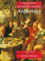 The Schott recorder Consort Anthology, Bd 4 laflutedepan.com