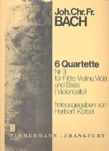 Quatuor N°3 en Do Majeur - laflutedepan.com