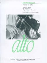 BERLIOZ - Harold in Italy - Sheet Music - di-arezzo.com
