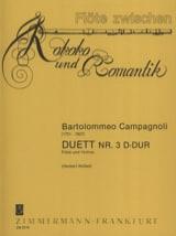 Duett Nr. 3 D-Dur – Flöte Violine laflutedepan.com