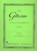 Sonate Nr. 1 Op. 21 -gitarre U. Klavier laflutedepan.com