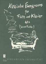 Werner Richter - Klassische Evergreens - Band 2 - Flöte Klavier - Partition - di-arezzo.fr
