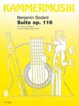 Suite op. 116 - Flöte Gitarre Benjamin Godard laflutedepan.com