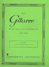 Trio für Flöte (Violine), Klarinette (Viola) u. Gitarre laflutedepan.com