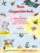 Mein Geigenliederbuch, Band 2 Brigitte Lee Partition laflutedepan.com