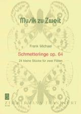 Schmetterlinge op. 64 -2 Flöten Frank Michael laflutedepan.com