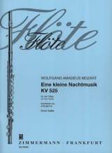Eine kleine Nachtmusik KV 525 – 4 Flöten - laflutedepan.com