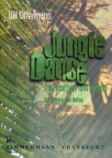 Jungle Dance - Bottles and flutes Will Offermans laflutedepan.com