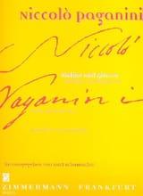 6 Sonaten op. 2 - Violine Gitarre Niccolò Paganini laflutedepan.com