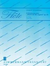 8 Stücke aus dem Album für die Jugend - 3 Flöten laflutedepan.com