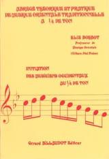 Abrégé Théorique et Pratique de Musique Orientale Traditionnelle laflutedepan.com
