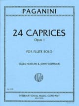 24 Caprices op.1 – Flûte Solo - laflutedepan.com