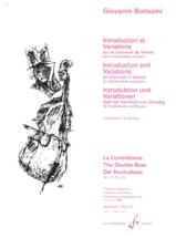 Giovanni Bottesini - Introduction et variations sur le carnaval de Venise - Partition - di-arezzo.fr